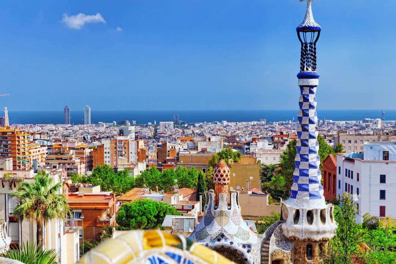 20 Mest Kotorye Stoit Posmotret V Barselone